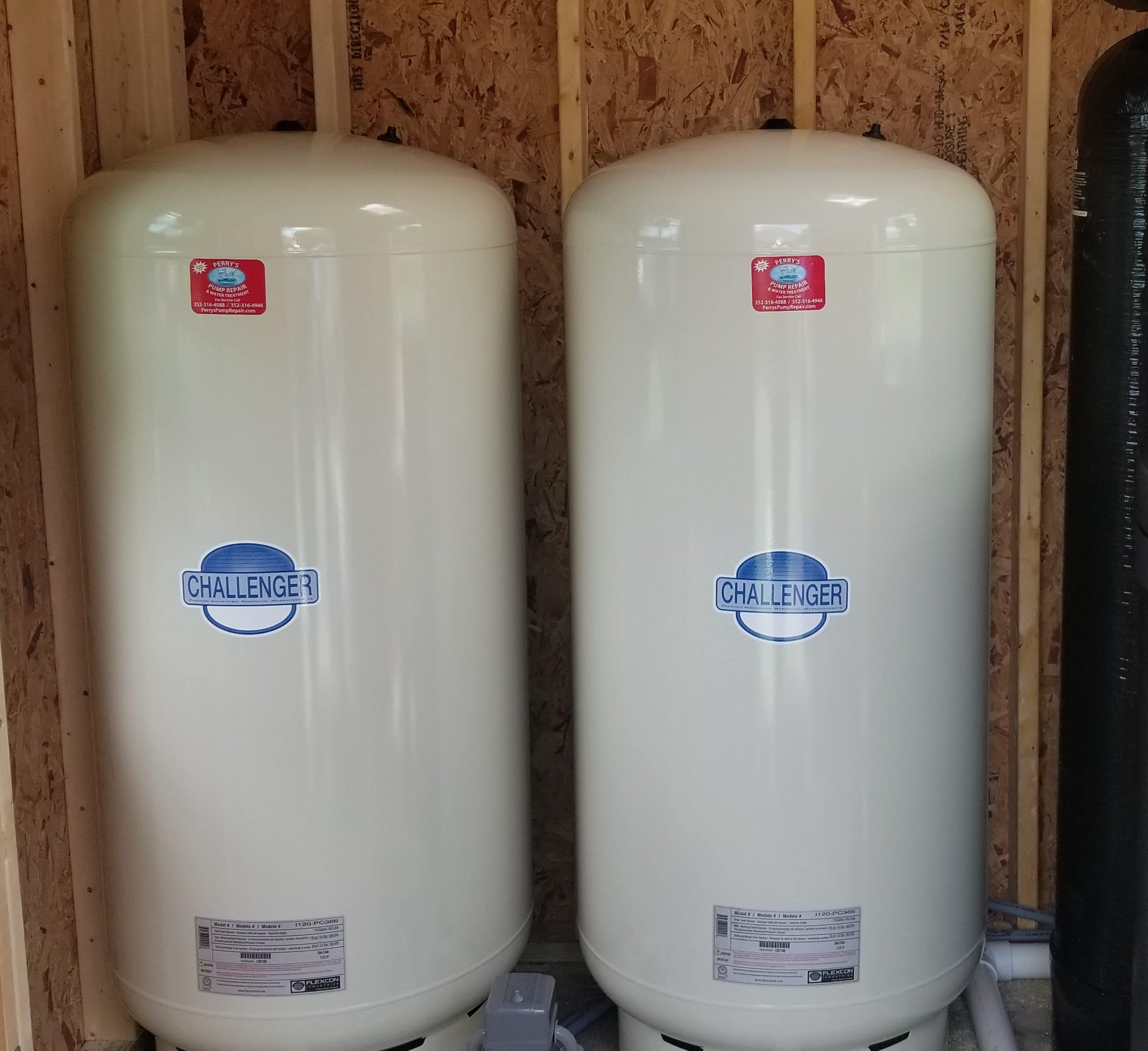 Water Pressure and Storage Tanks Gainesville Ocala Jacksonville Perry's Pump Repair