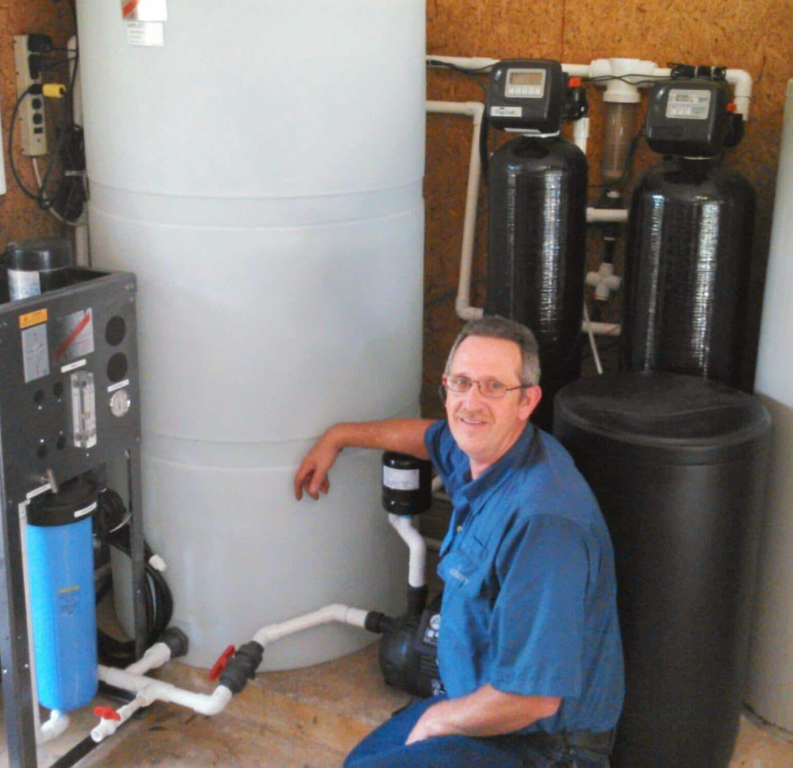 Water Treatment Filtration Systems gainesville ocala jacksonville Perry's Pump Repair